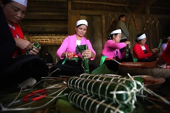 越南各民族的迎春习俗 hinh anh 1