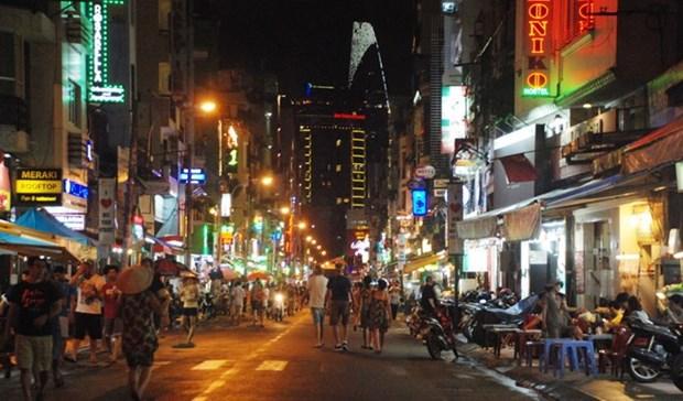 胡志明市充分发挥全国经济火车头的作用 hinh anh 2