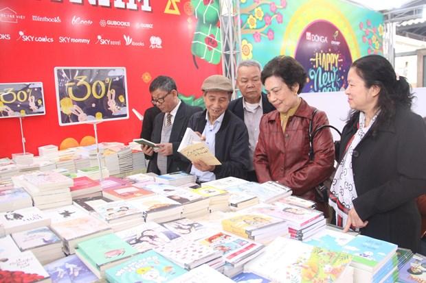 2018戊戌年春节书街正式开街 hinh anh 2