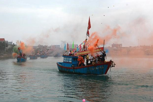 广义省渔民初春出海捕捞作业 hinh anh 2