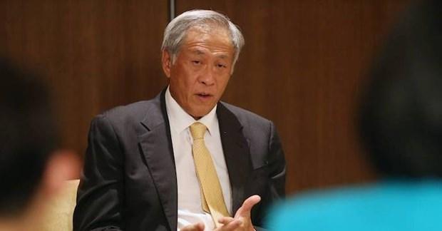新加坡强调东盟与中国下决心完成《东海行为准则》 hinh anh 1