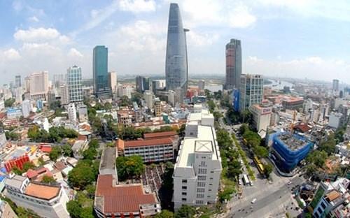 胡志明市春节市场总交易额约达18.679万亿越盾 hinh anh 1