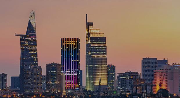 胡志明市房产租赁市场的发展潜力在全球高居第二 hinh anh 1