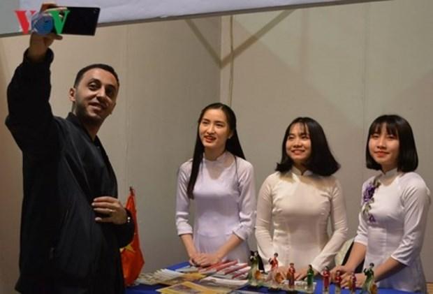 越南参加萨奇雅国际文化节 hinh anh 1