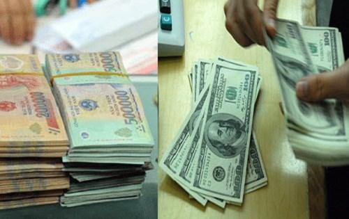 22日越盾兑美元中心汇率上涨10越盾 hinh anh 1