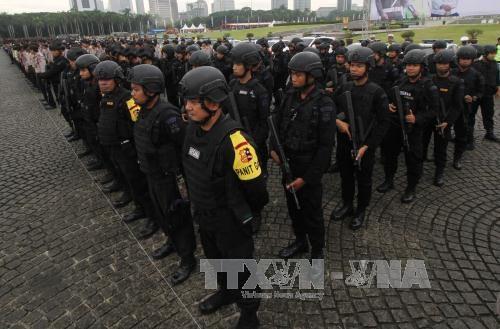 印尼为2018年雅加达亚运会设三层安保圈 hinh anh 1