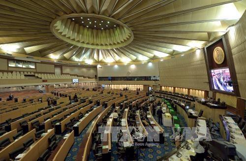 泰国国会拒绝新选举委员会委员提名名单 hinh anh 1