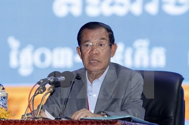 柬埔寨为第四届参议院选举做好准备 hinh anh 1