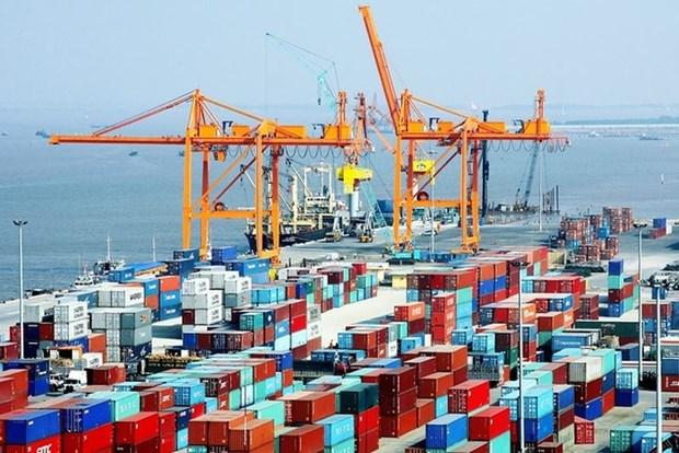 2018年春节7天假期全国出口总额达2.89亿美元 hinh anh 1