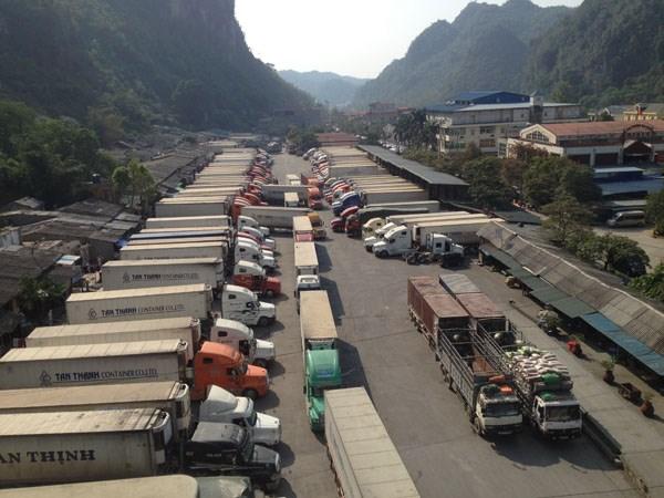中国暂时超过美国成为越南最大的出口市场 hinh anh 1