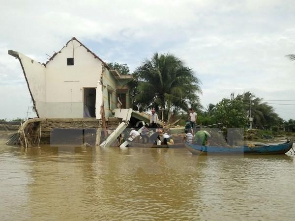 预防自然灾害——经验教训与解决方案 hinh anh 3
