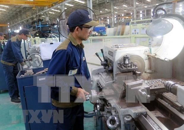 胡志明市工业生产指数保持增长趋势 hinh anh 1