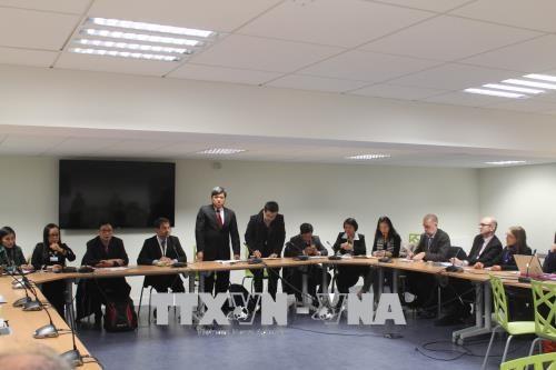 越南与法国加强有机农业合作 hinh anh 1