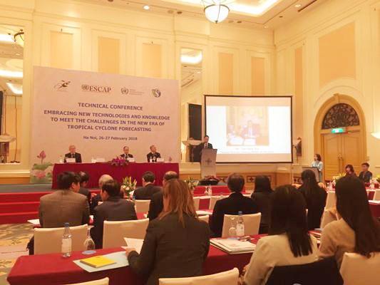 第50届国际台风委员会在河内召开会议 hinh anh 1