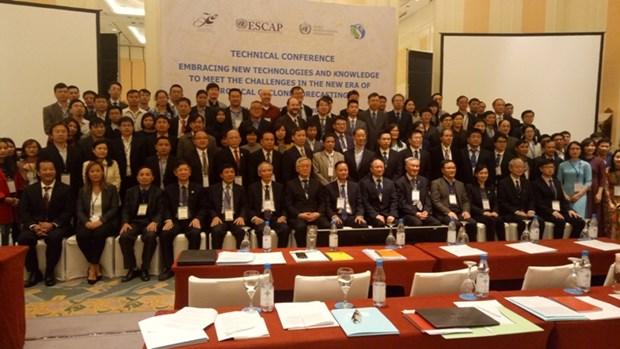 第50届国际台风委员会在河内召开会议 hinh anh 2