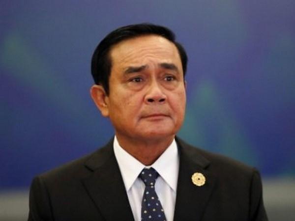 泰国大选将推迟到2019年2月前 hinh anh 1