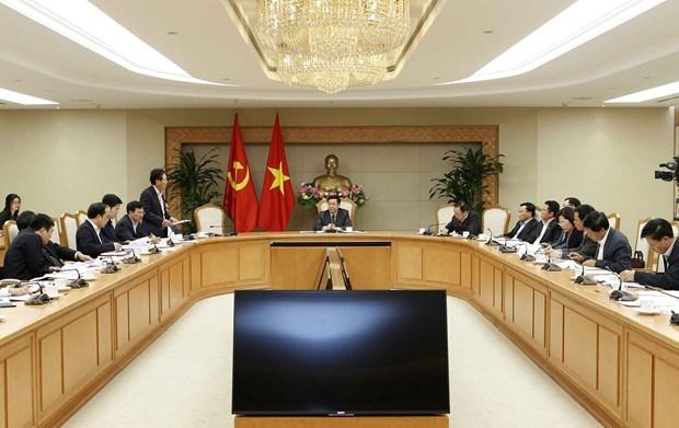政府副总理王廷惠:不再向低效无效项目提供额外资金 hinh anh 2