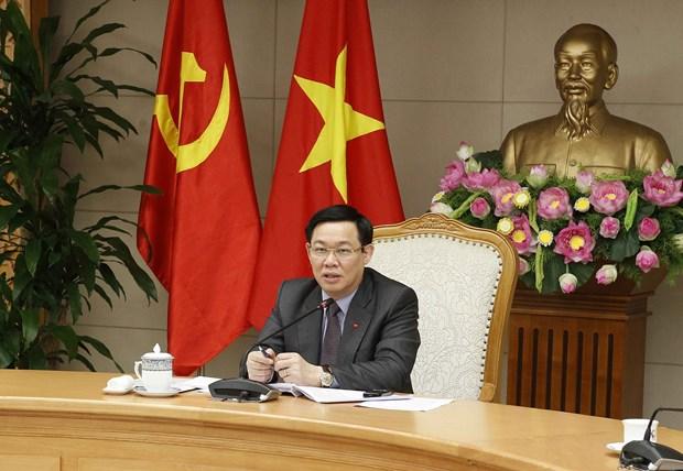 政府副总理王廷惠:不再向低效无效项目提供额外资金 hinh anh 1
