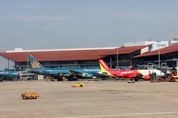 到2020年全国运营开发的航空港达23个 hinh anh 1