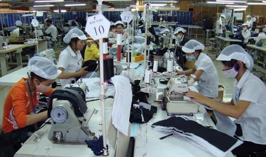 2018年越南纺织服装业力争实现出口额达340亿美元的目标 hinh anh 1