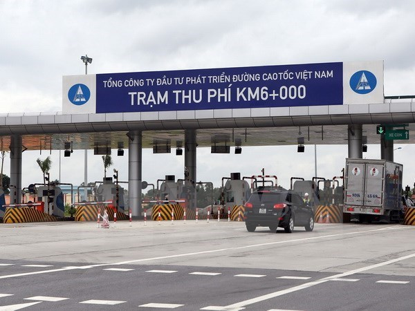 越南政府总理要求加快电子不停车收费系统展开进度 hinh anh 1