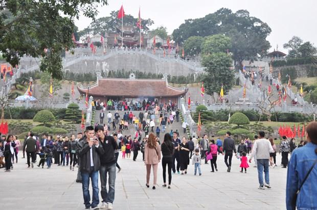 广宁省旅游业迎来旺季 hinh anh 2