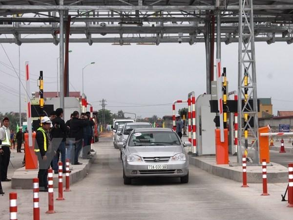 越南政府总理要求加快电子不停车收费系统展开进度 hinh anh 2