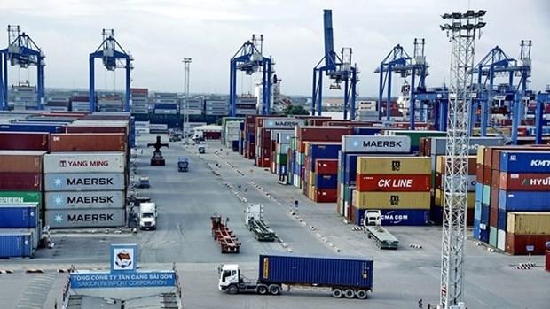 2018年2月越南货物进出口总额达约259亿美元 hinh anh 1