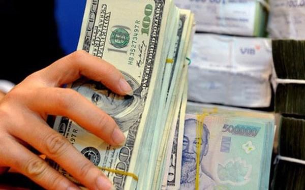 1日越盾兑美元中心汇率上涨10越盾 hinh anh 1