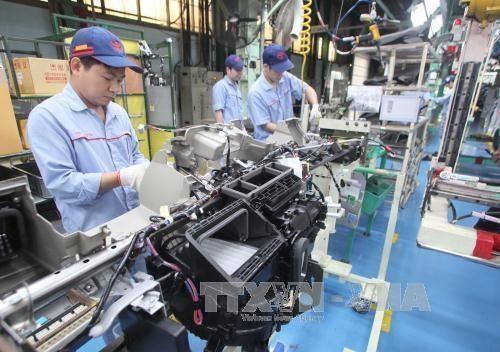 2018年前两个月344亿越盾的投资资金流入茶荣省 hinh anh 1