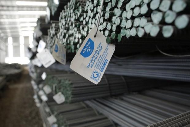 越南和发集团2月建筑钢材出口逾3万吨 hinh anh 1