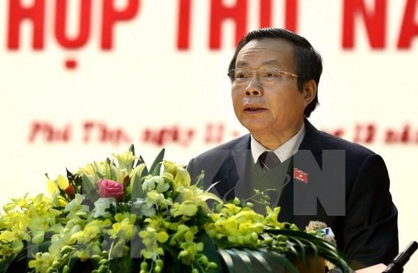 国会副主席冯国显:改进管理思维方式才能实现突破性进展 hinh anh 1