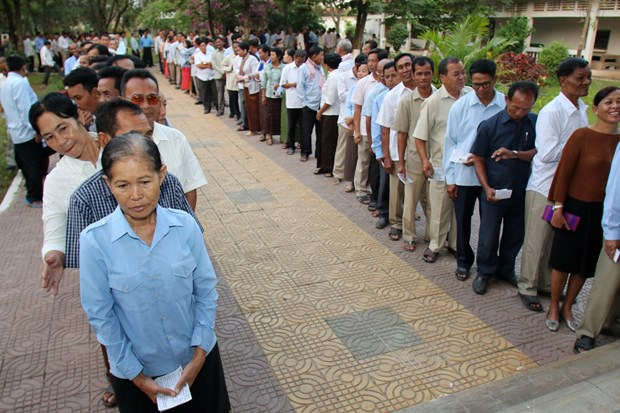 柬埔寨第四届参议院选举结果正式公布 人民党赢得全部议席 hinh anh 2
