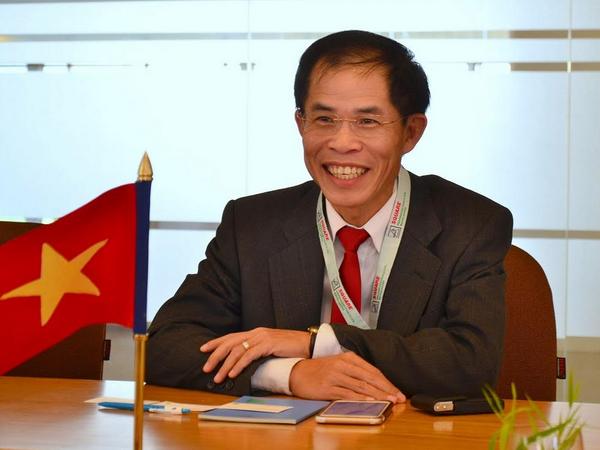 越南驻孟加拉国大使陈文科:陈大光访孟进一步密切两国传统友好关系 hinh anh 1