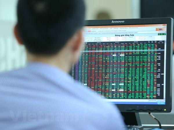 越南衍生证券市场创下新纪录 hinh anh 1