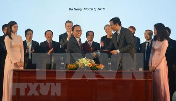 越南与美国各地方加强投资合作 hinh anh 2