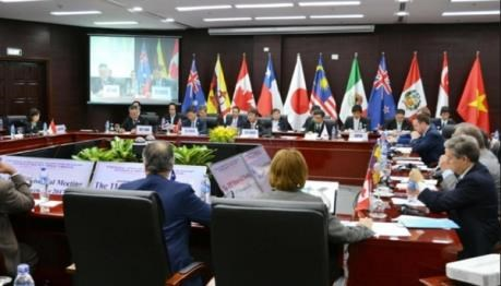 CPTPP: 促进亚太地区互联互通的新动力 hinh anh 1