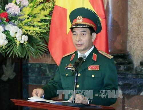 越南与马来西亚加强防务关系 hinh anh 1