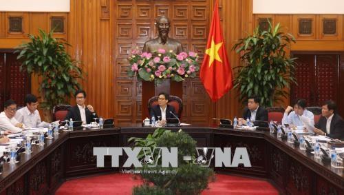 武德儋副总理:确定对每个部委、行业、地方的具体任务分配 hinh anh 2