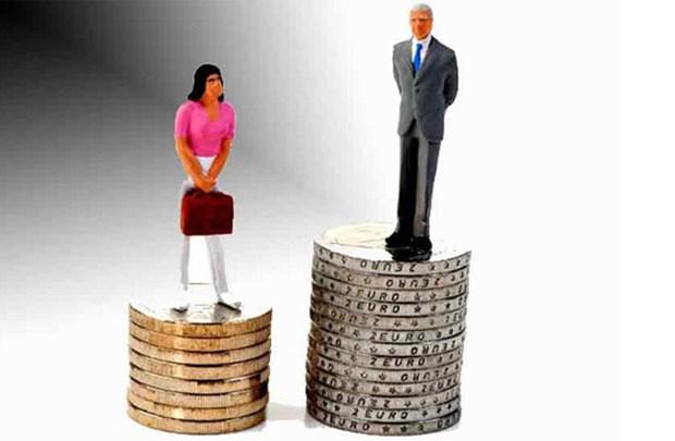 全球要花70年才能解决男女同工不同酬状况 hinh anh 1