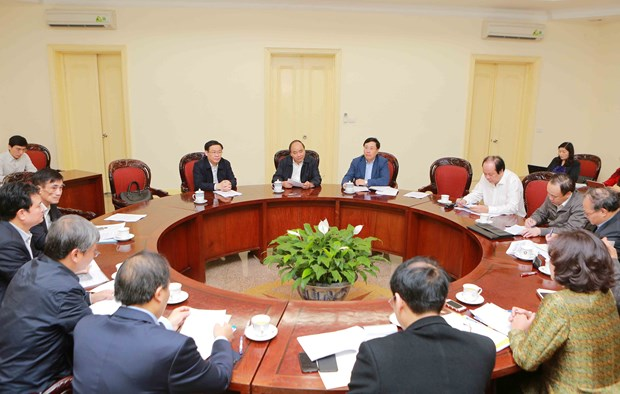 阮春福总理:ODA资金只能用于投资性支出 不得用于经常性支出 hinh anh 2