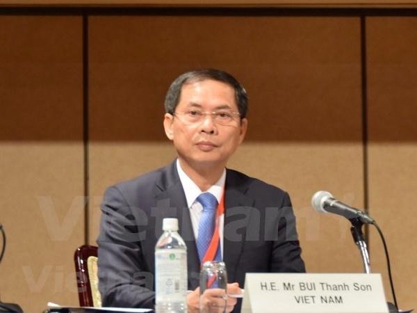 """越南在促进东盟成员国加入OECD中扮演的""""助推器""""作用 hinh anh 1"""