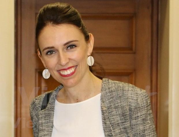 新西兰总理杰辛达·阿德恩:越新关系的发展潜力巨大 hinh anh 1