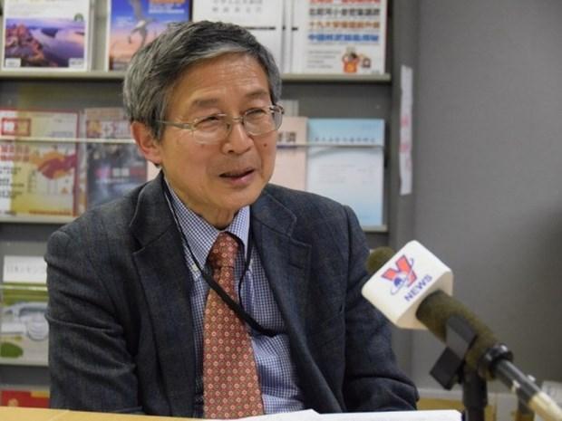 日本学者:越南在日本CPTPP战略中发挥重要作用 hinh anh 1