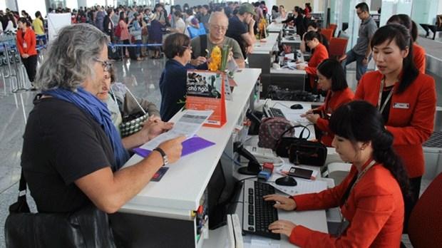 捷星太平洋航空公司将于2018年夏季开通河内至平定省归仁市往返航线 hinh anh 1