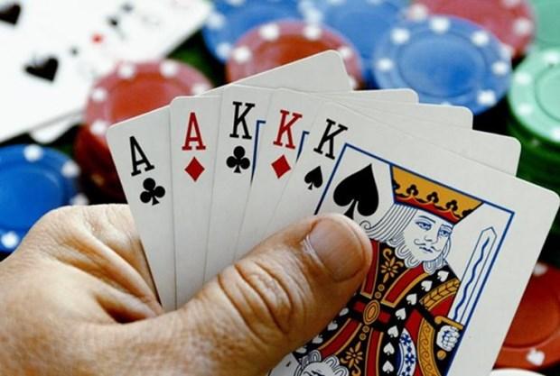 """越共中央书记处就""""组织赌博、赌博、诈骗、洗钱""""案件作出指示 hinh anh 1"""