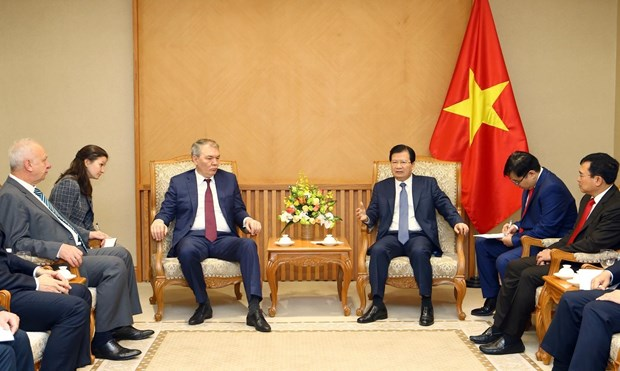 进一步加强越南与俄罗斯联邦的合作关系 hinh anh 2