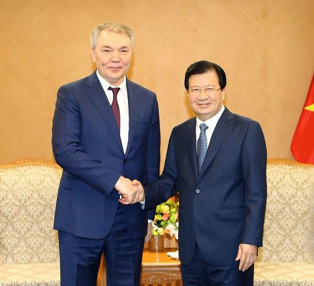 进一步加强越南与俄罗斯联邦的合作关系 hinh anh 1