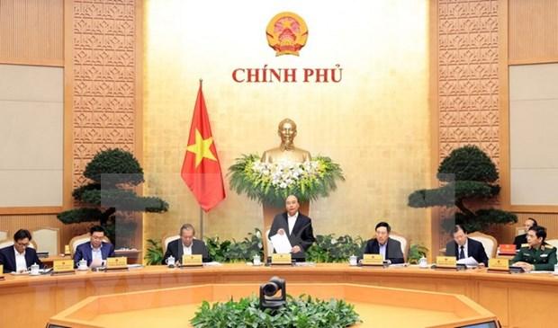 越南政府2018年2月份例行会议决议 hinh anh 1