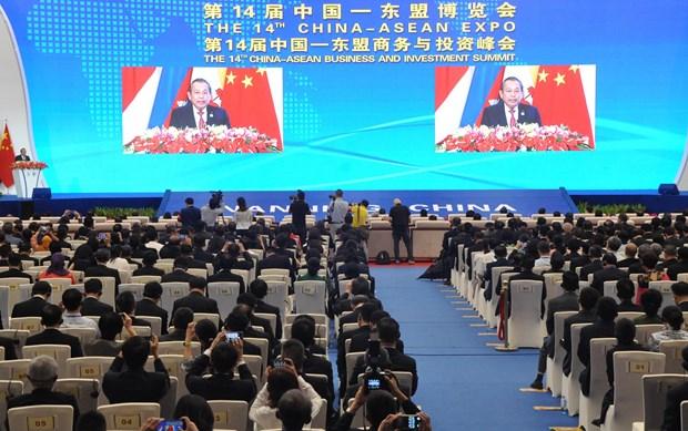 第15届中国—东盟博览会将于今年9月在南宁举行 hinh anh 1